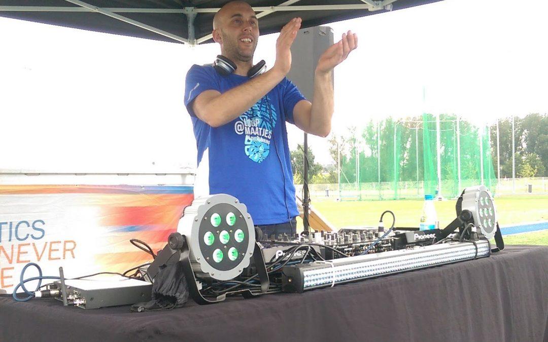 DJ Kes zorgt opnieuw voor de juiste beats