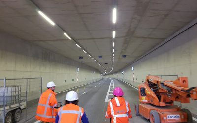 Excursie Gaasperdammertunnel